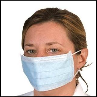 Soft loop Face Mask Regular 50/BX. [MOL42281-01]